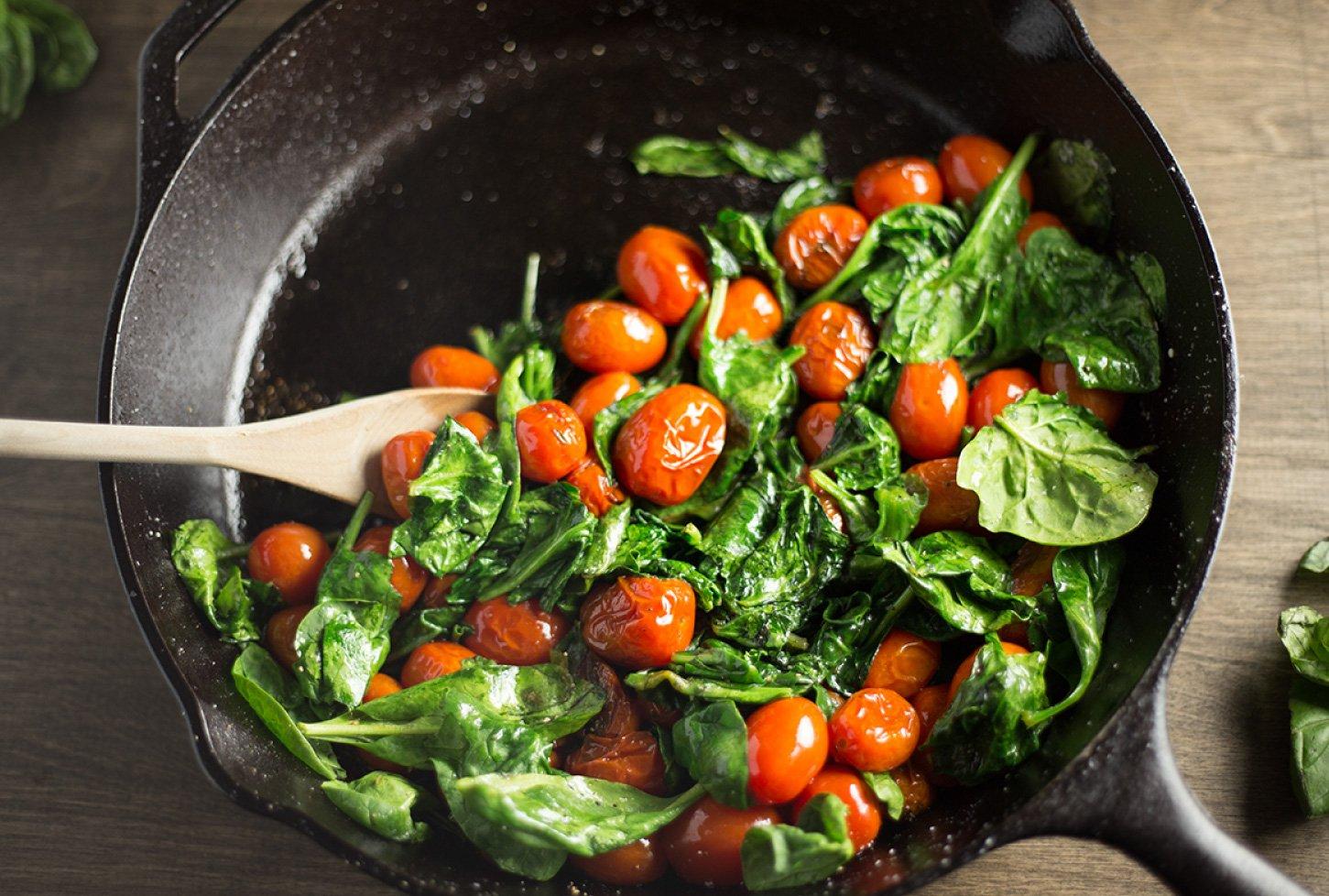 Photography | Sauteed Tomatoes